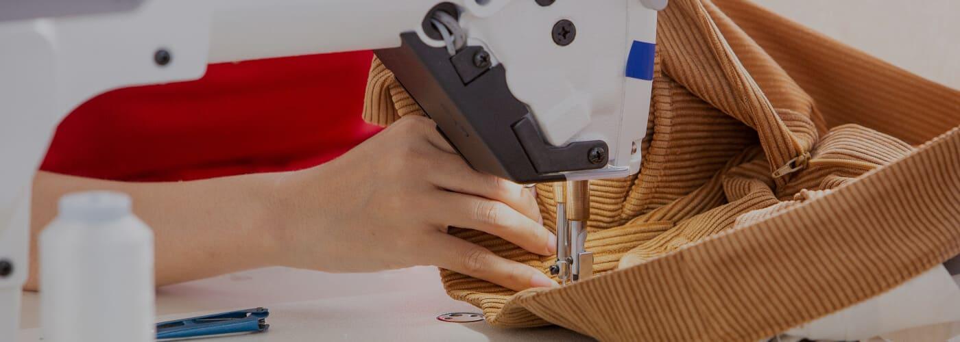 縫製は「技術職」MADE IN JAPAN